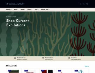 store.whalingmuseum.org screenshot