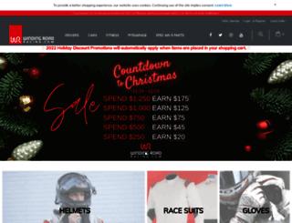 store.windingroad.com screenshot