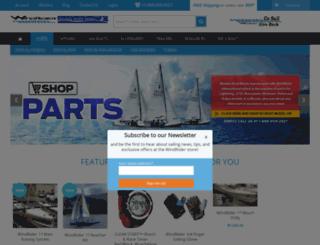store.windrider.com screenshot