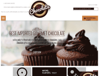 store.worldwidechocolate.com screenshot