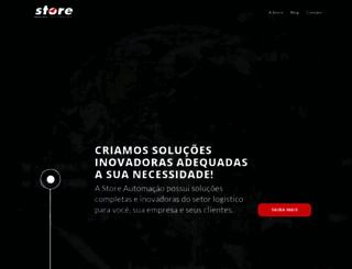 storeautomacao.com.br screenshot