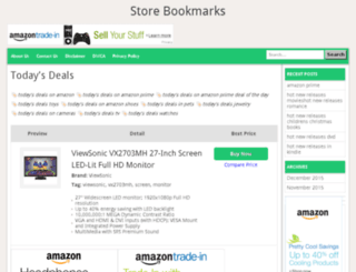 storebookmarks.info screenshot