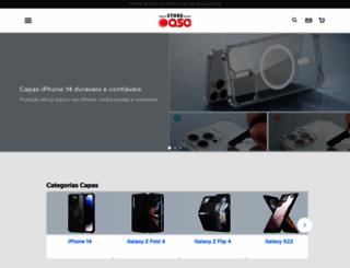 storecase.com.br screenshot