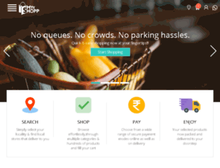 storedig.com screenshot