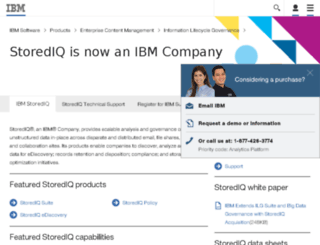 storediq.com screenshot