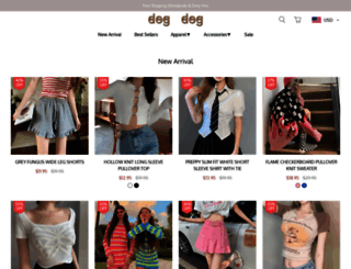 storedogdog.net screenshot