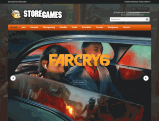 storegames.com screenshot