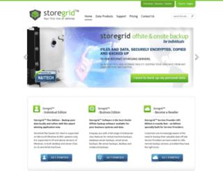 storegrid.co.za screenshot
