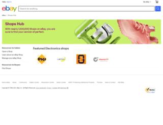 stores.ebay.ie screenshot