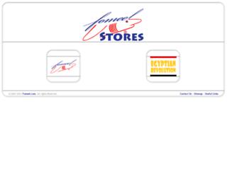 stores.fomeel.com screenshot