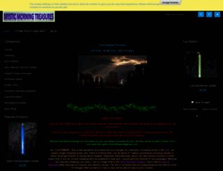 stores.mysticmorningtreasures.com screenshot