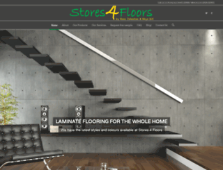 stores4floors.com screenshot