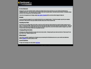 storesecured.com screenshot