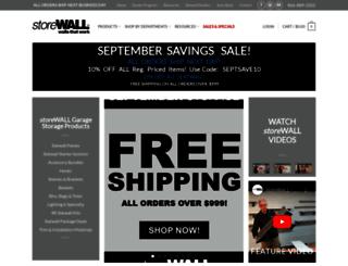 storewall.com screenshot