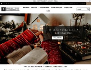storiarts.com screenshot
