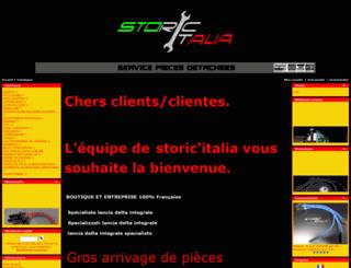 storic-italia-diffusion.votreboutiquepro.com screenshot