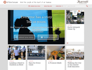 stories.marriott.com screenshot