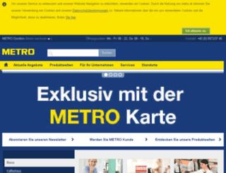 stories.metro.at screenshot