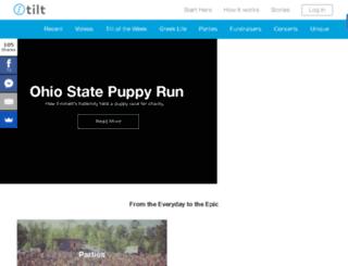 stories.tilt.com screenshot