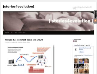stories4evolution.com screenshot