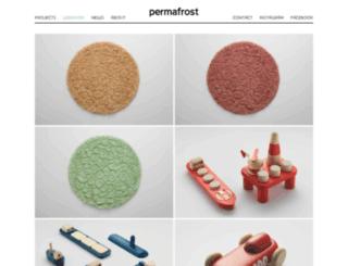 storiesbypermafrost.com screenshot
