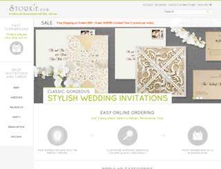 storkie.com screenshot