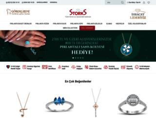 storks.com.tr screenshot