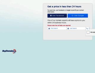 stormadvisory.com screenshot