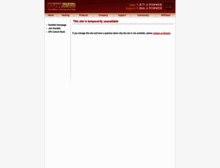 stormblade.com screenshot
