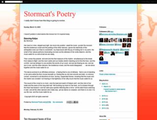 stormcat1559.blogspot.ca screenshot