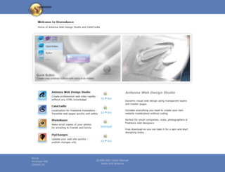 stormdance.net screenshot