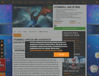 stormfall.browsergames.de screenshot