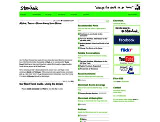 stormhoek.com screenshot