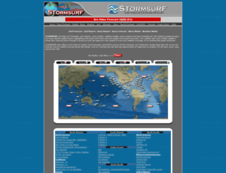 stormsurf.com screenshot