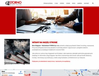 storno.com.pl screenshot