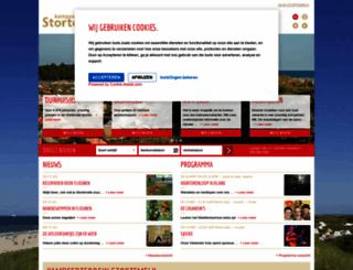 stortemelk.nl screenshot