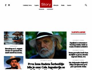 story.rs screenshot