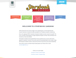 storybook.london.ca screenshot