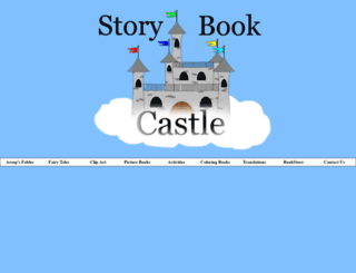 storybookcastle.com screenshot