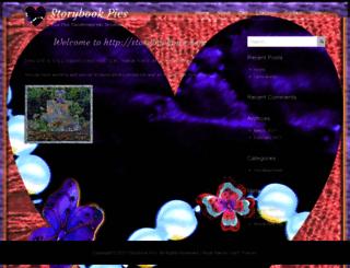 storybookpics.com screenshot