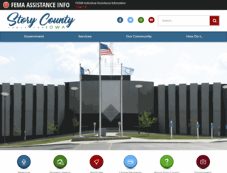 storycounty.com screenshot
