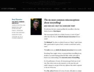 storydynamics.com screenshot