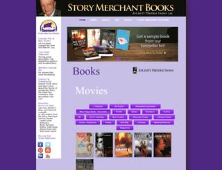 storymerchantbooks.com screenshot