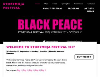 storymojafestival.com screenshot