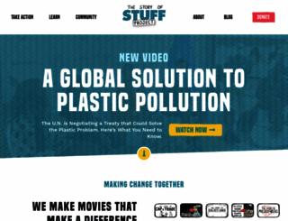 storyofstuff.org screenshot