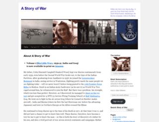 storyofwar.com screenshot