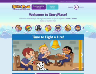 storyplace.org screenshot