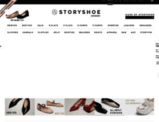 storyshoe.com screenshot