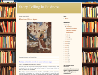 storytellinginbusiness.blogspot.co.za screenshot