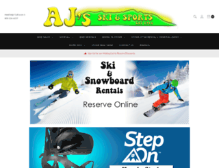 stowesports.com screenshot